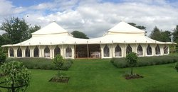 Double Mughal Tent