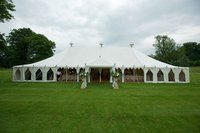 40Ft x 80Ft Canvas traditional marquee for sale