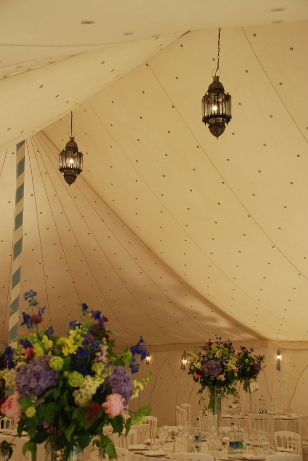 Indian marquee lantern