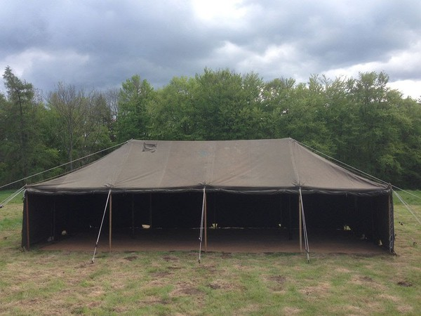 US Military Tent
