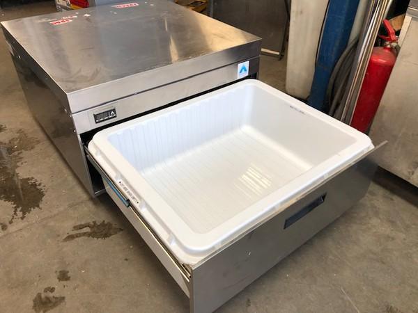 Adande Model: VCR1 under counter draw fridge / freezer