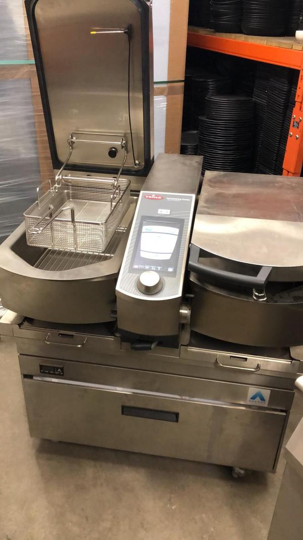 Used Frima VarioCooking Centre and Adande Fridge / Freezer