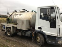 Iveco 75E17 Vacuum tanker