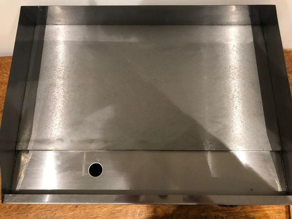 55cm Commercial Electric Griddle