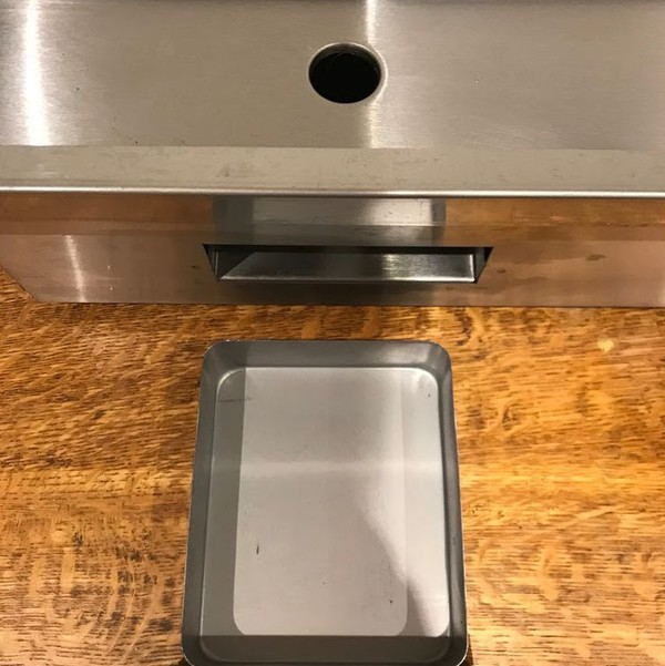 Ex Display 55cm Commercial Electric Griddle