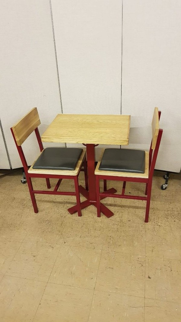 Job Lot Of 8 Tables and 16 Chairs