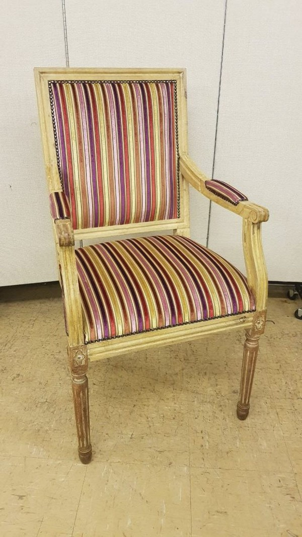 Restored Luxury Carver Chairs