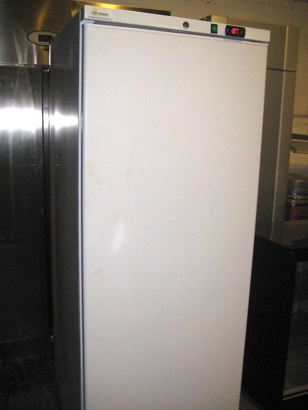 Upright Commercial Fixed Shelf Storage Freezer