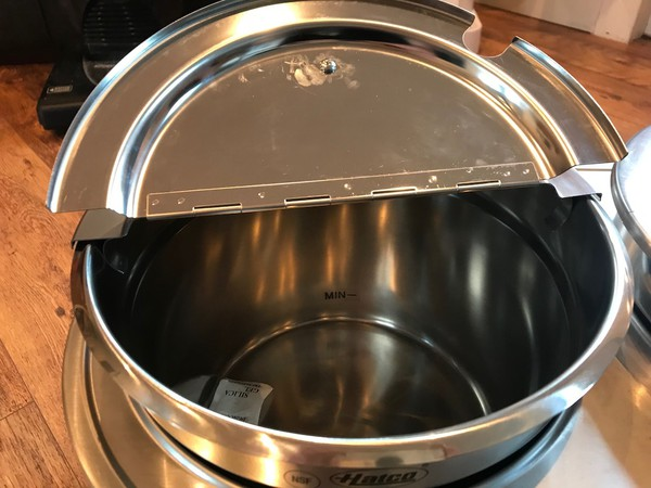 Hatco RHW Double Heated Well for sale