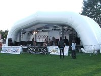 20m Airoof Inflatable stage cover