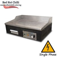 Flat top griddle single phase 240v