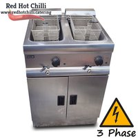 Lincat J12 Twin Tank Fryer
