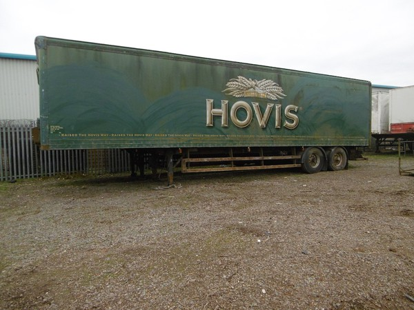 Hovis Box Trailer