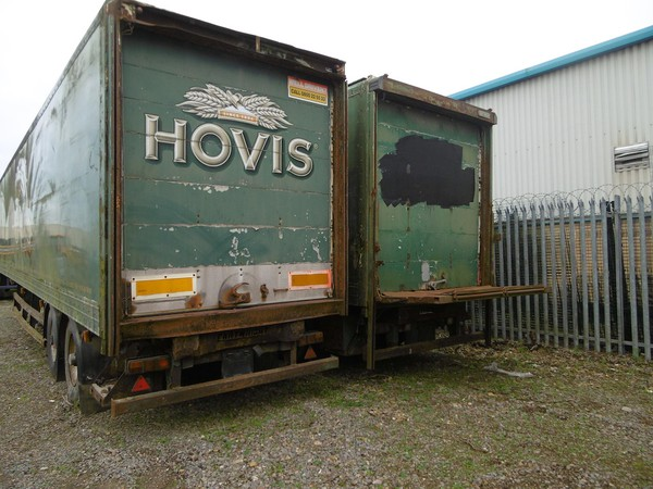 Hovis Box Trailers