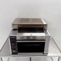 Used Rowlett 1500-RT/NG Three Conveyor Toaster(7852)