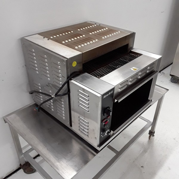 Used Rowlett Three Conveyor Toaster