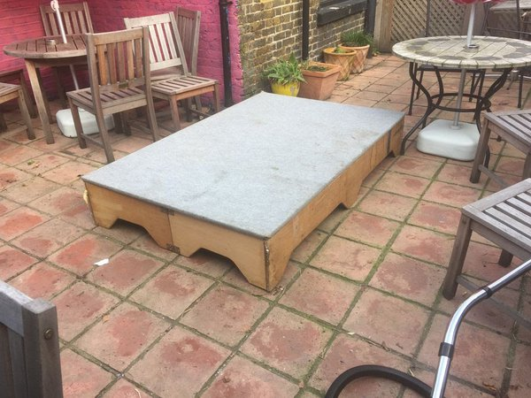 6tf x 4Ft stage block for sale