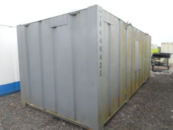 Anti vandal storage