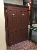 Narnia Wardrobe Walkway
