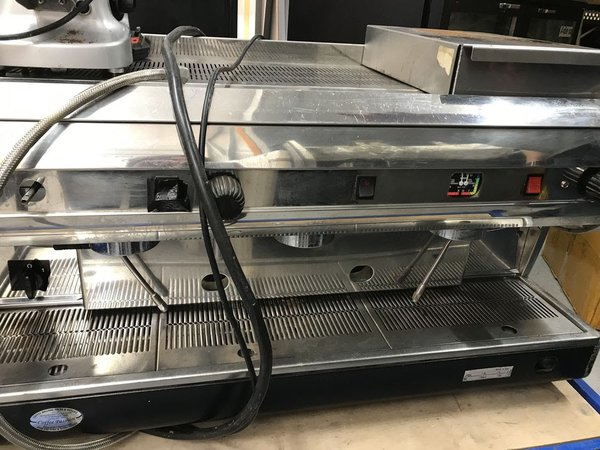 3 Group espresso machine for sale