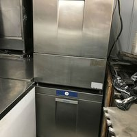 Hobart commercial dishwasher : FXS70N