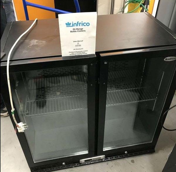 Pub fridge for sale