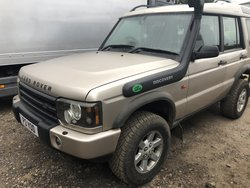 Td5 GS Discovery for sale