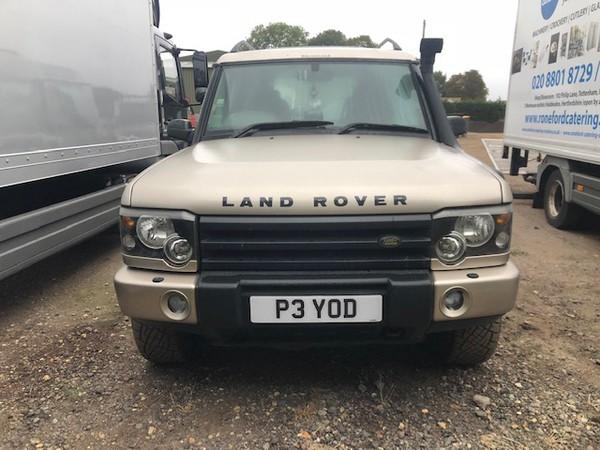 Land Rover 4 x 4