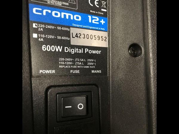Cromo 12+ Speakers