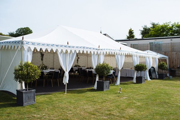 Indian framed marquee for sale