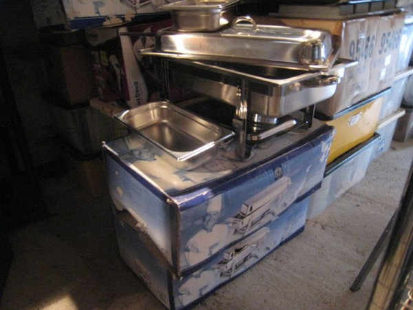 Large Job Lot of Catering Equipment - London SE25