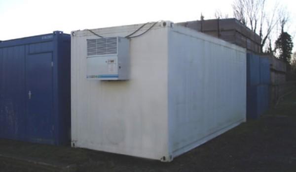 Artic Static Cold Room / Freezer