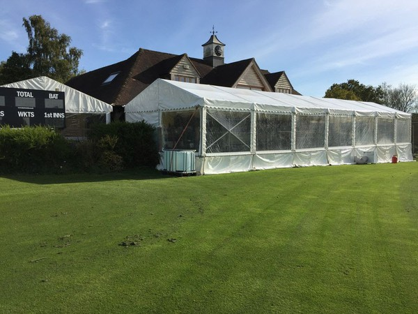 6m Custom Covers marquee for sale