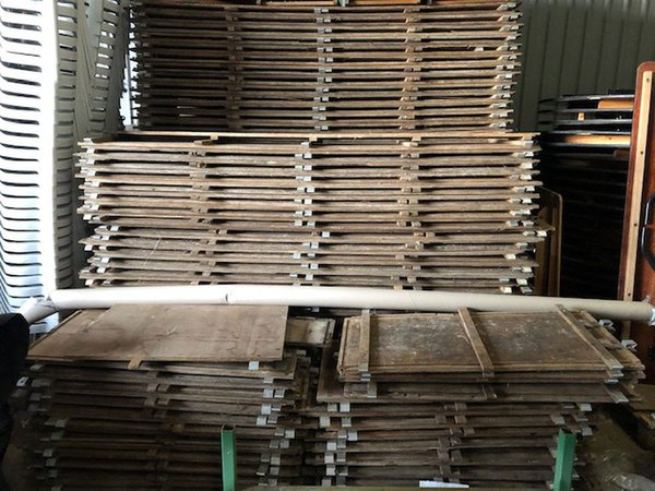 Marquee wood floor for sale