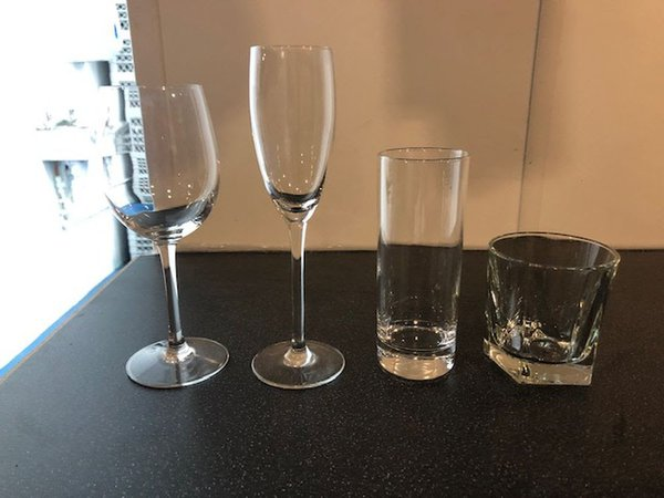 hampagne, High Ball, Pint Glasses for Sale