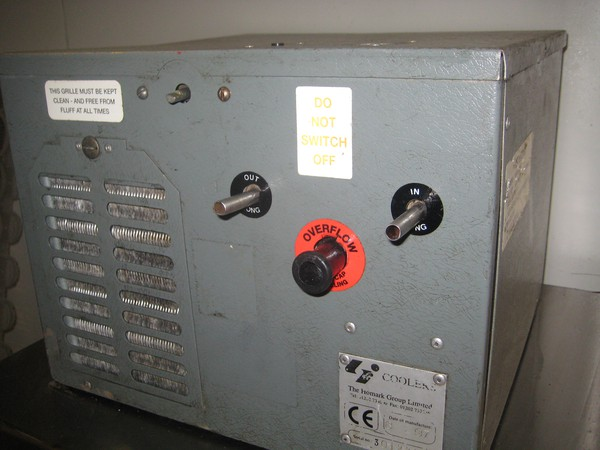Used Single Keg Cooler