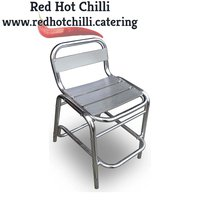 Outdoor Stainless Steel Chairs