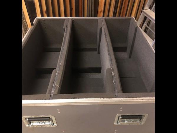 Used Flight cases, storage box
