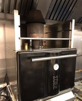 KOPA Charcoal Grill Oven 400S