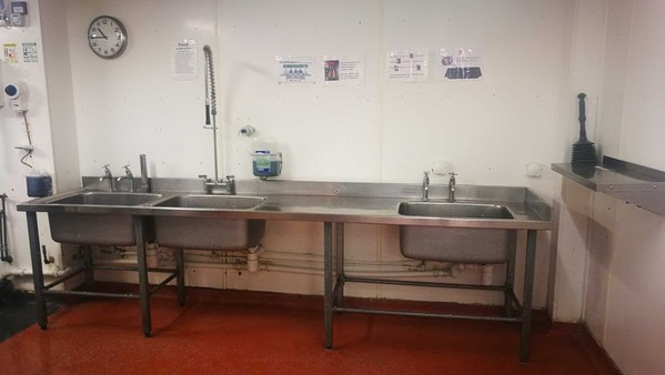 Stainless Steel Dishwasher Sinks