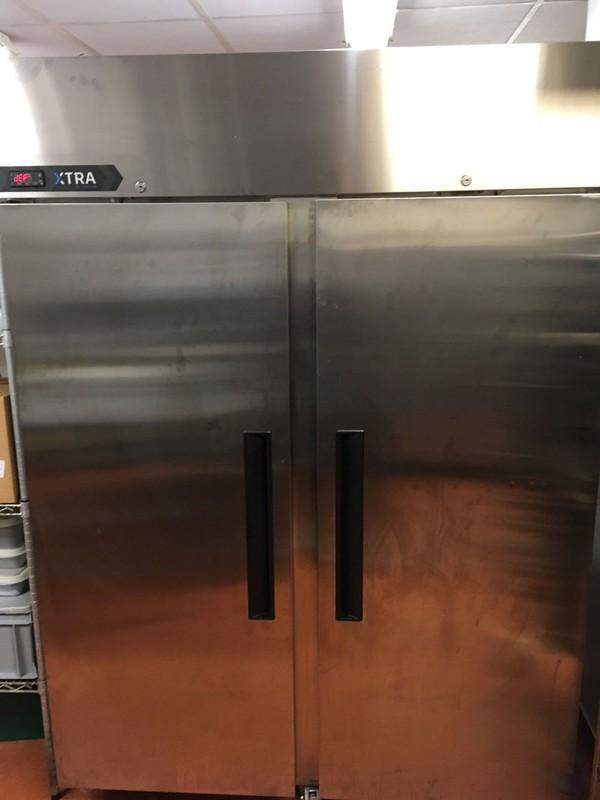Fosters XR1300L Double Door Freezer