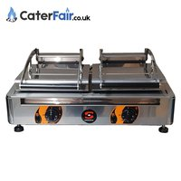 Used Sammic Vitro Grill GV-10LL, Smooth Glass (Product Code: CF1309)
