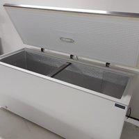 Used Polar CM531 Stainless Steel Chest Freezer (7856)