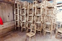 Banqueting chairs for sale Cumbria