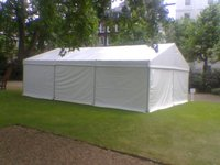 6m x 15m Clear-span marquee for sale