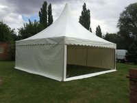 Pagoda marquee roofs