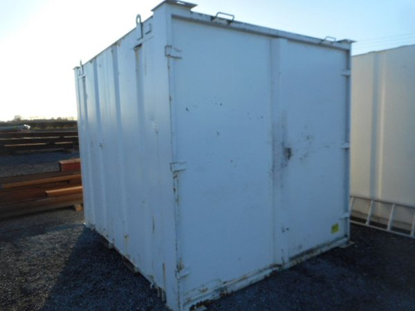 Anti Vandal Store Shipping Container