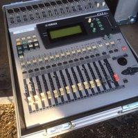 Used Yamaha O1V digital mixer