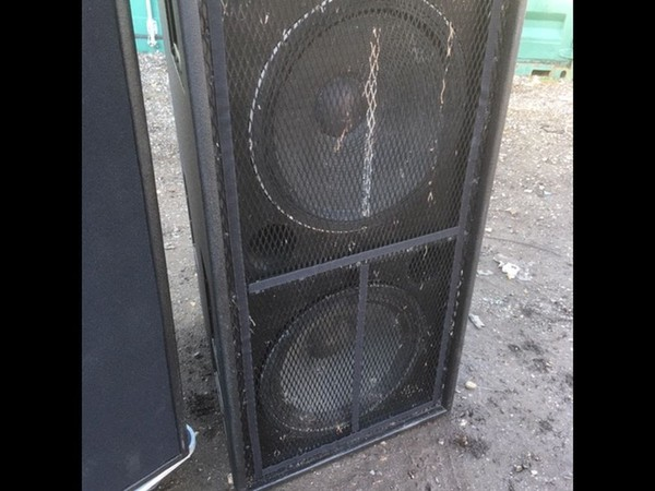 Used Opus 218 sub bins
