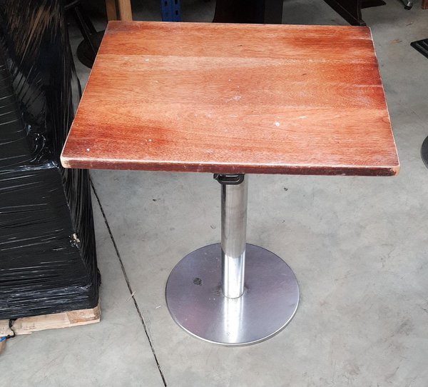60cm x 70cm cafe tables for sale